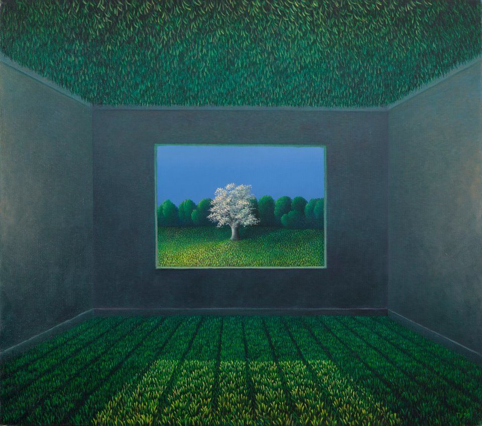 Landscape in a room of landscape II