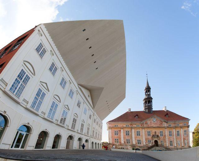 Estonia U0026 39 S Third Largest City