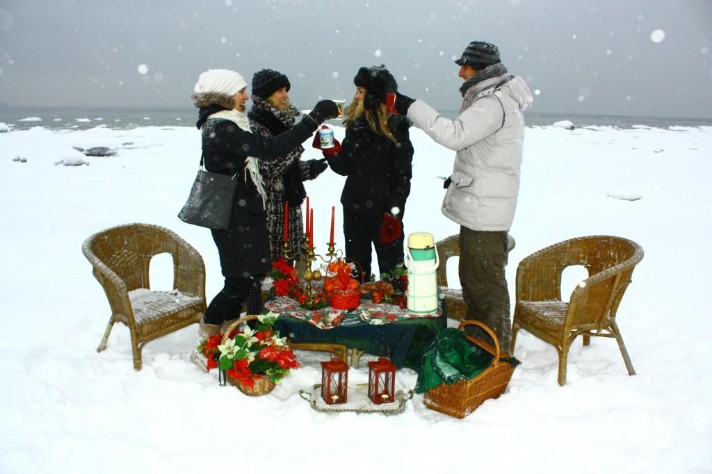 Winter Fun in Estonia II
