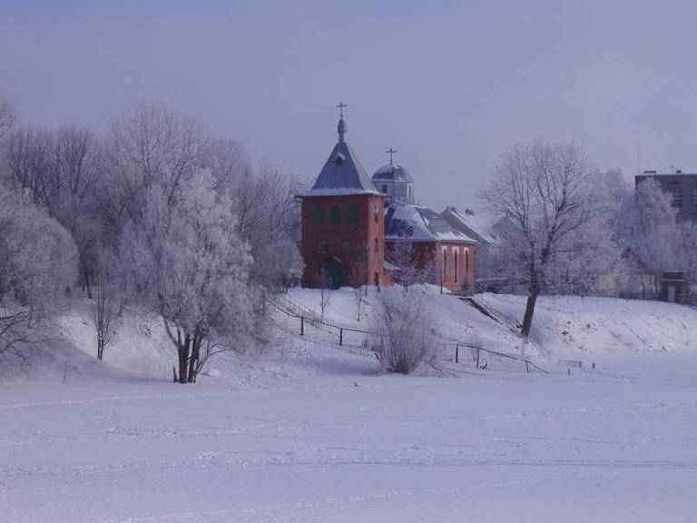 sillamae-church