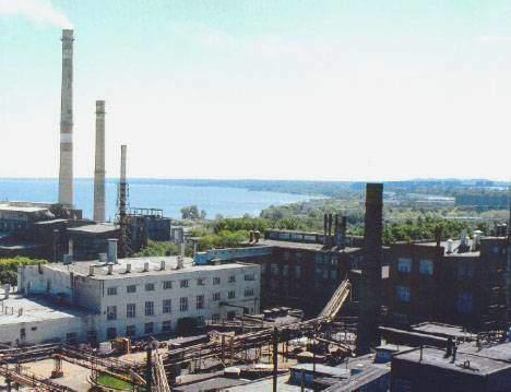 sillamae-factory