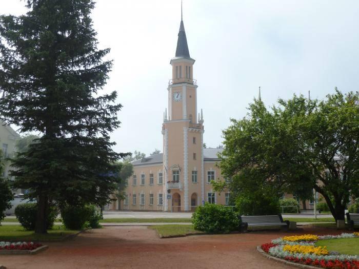 sillamae-town-hall