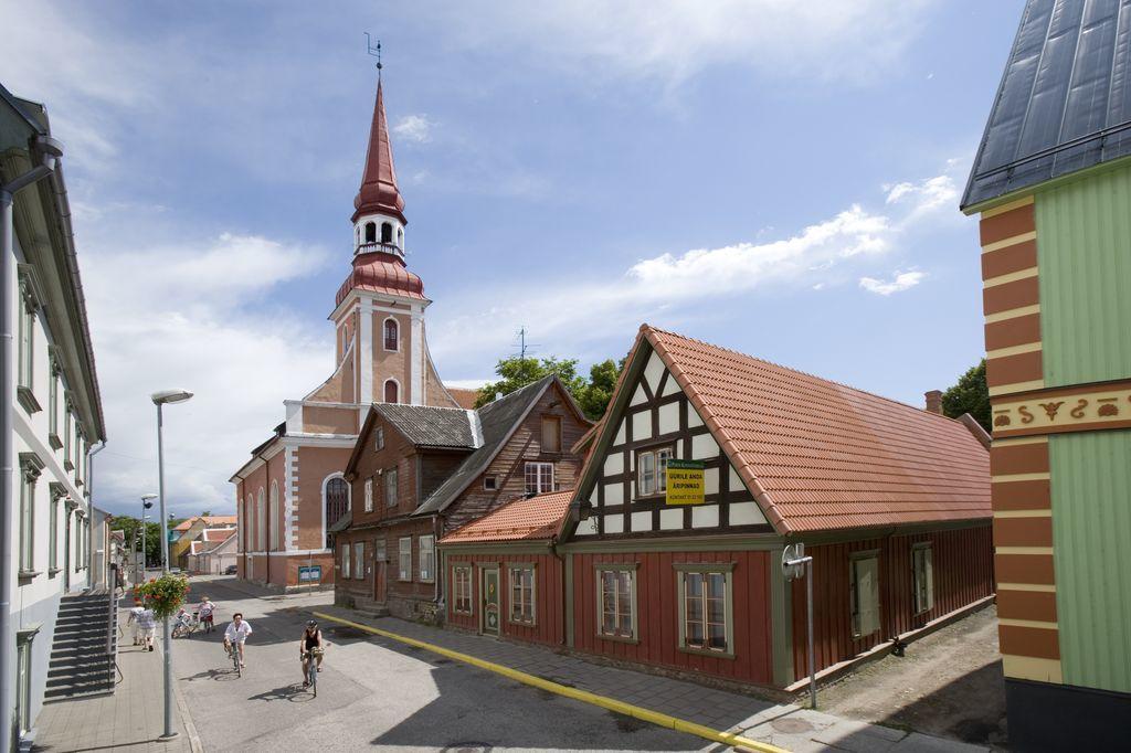 Pärnu Old Town