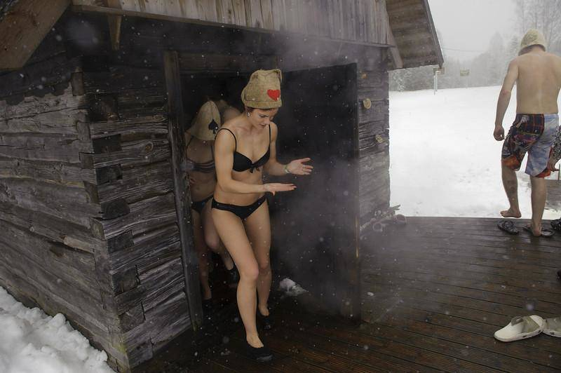 Sauna Marathon VII