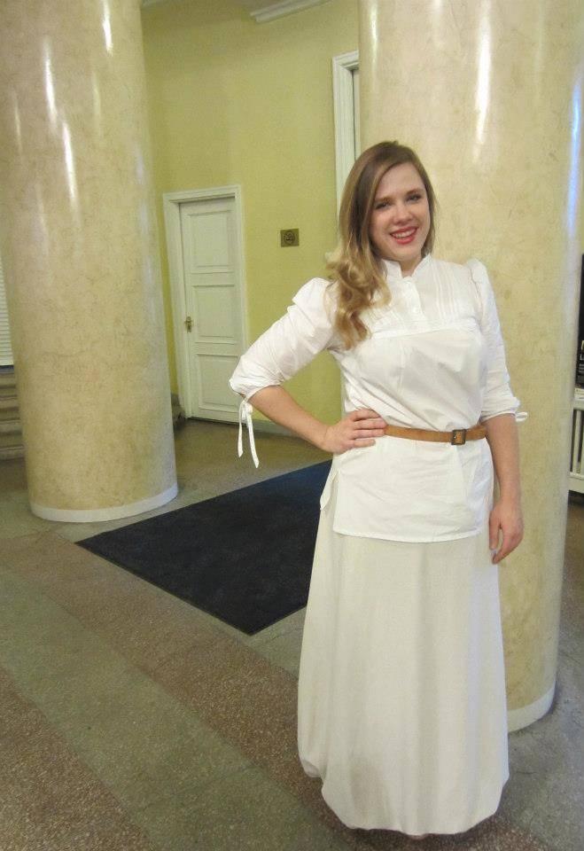 Krista at Estonia concert hall (1)