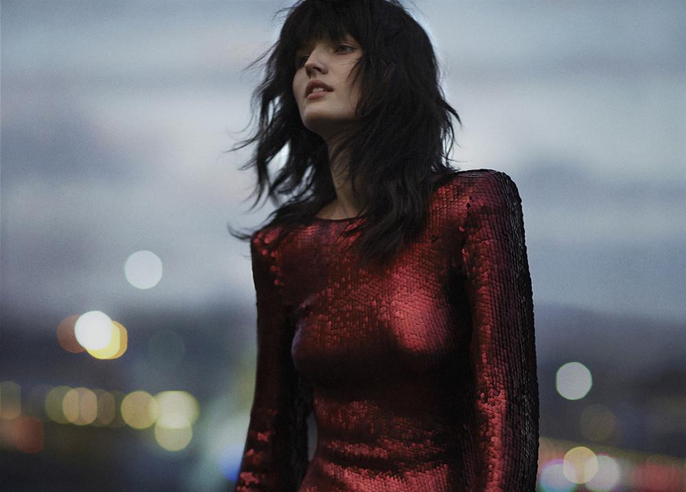Kätlin Aas - Vogue Turkey, 2014