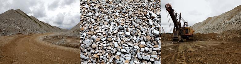 Waste rocks will be used to build Aidu pyramids
