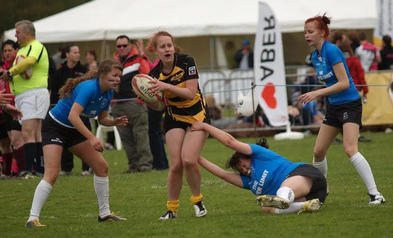 Lindad - Estonian rugby girls
