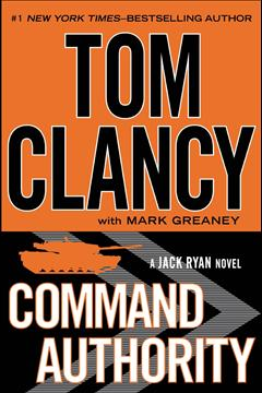 Command Authority book cover.