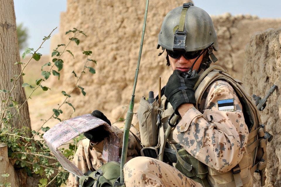 Photographer - Sgt Steve Blake RLC 2011
