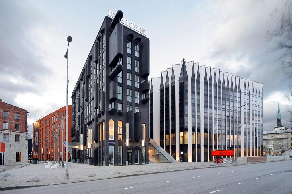 Rotermanni Quarter. Architects Ott Kadarik, Villem Tomiste, Mihkel Tüür. Photo by Martin Siplane