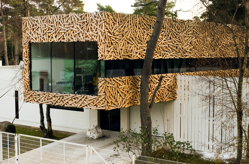 Suurupi House extension. Architects Muru and Pere. Photo by Tarmo Varres