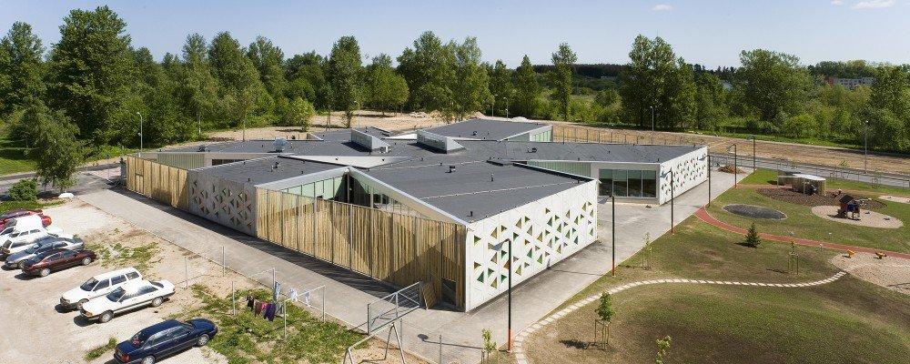 Kindergarten Lotte by KavaKava architects, photo by Kaido Haagen