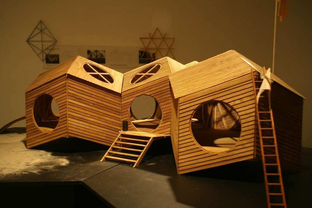 Estonian Noa house model