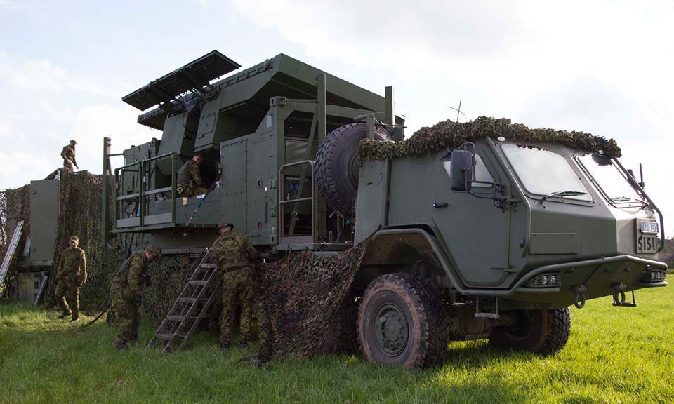 Steadfast Javelin in Estonia IV
