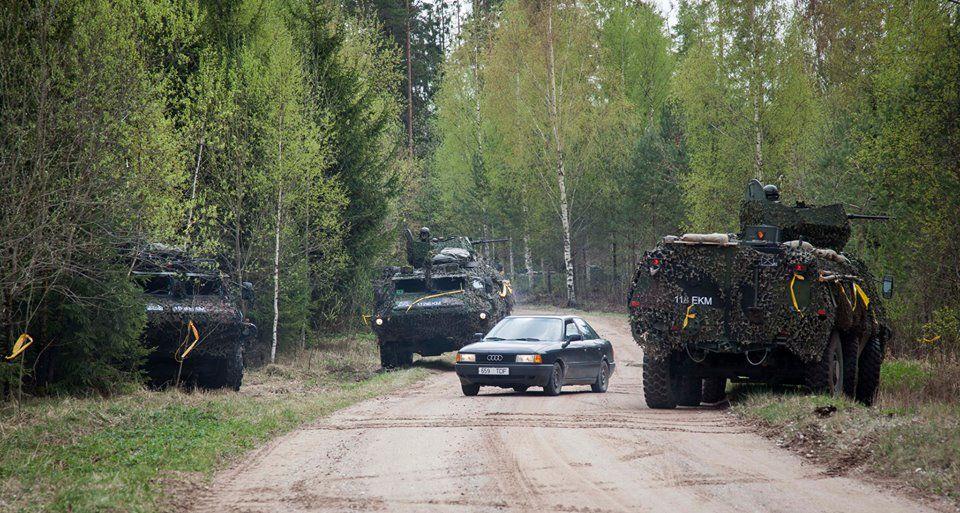 Steadfast Javelin in Estonia VI