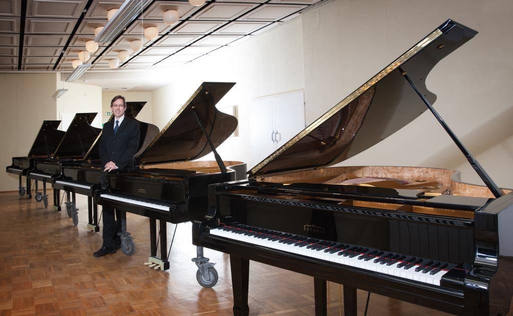 Estonia pianos - Meeli Kyttim