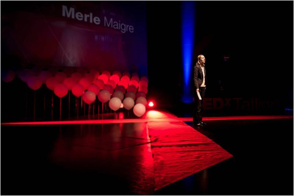 Photo, Merle Maigre, Credits Sten Roosvald