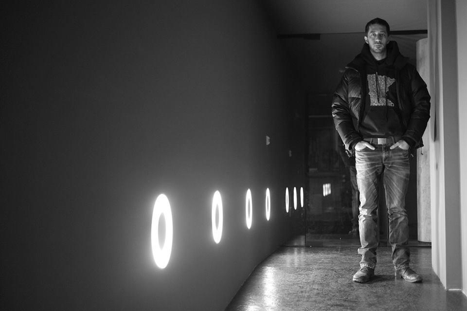 Adam Cullen. Photo by Jacques-Alain Finkeltroc.