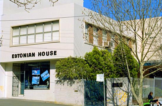 Estonian House in Sydney