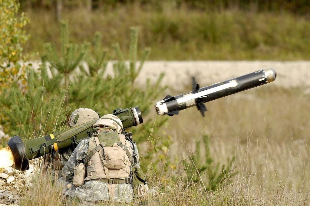 Javelin courtesy of ZStoler