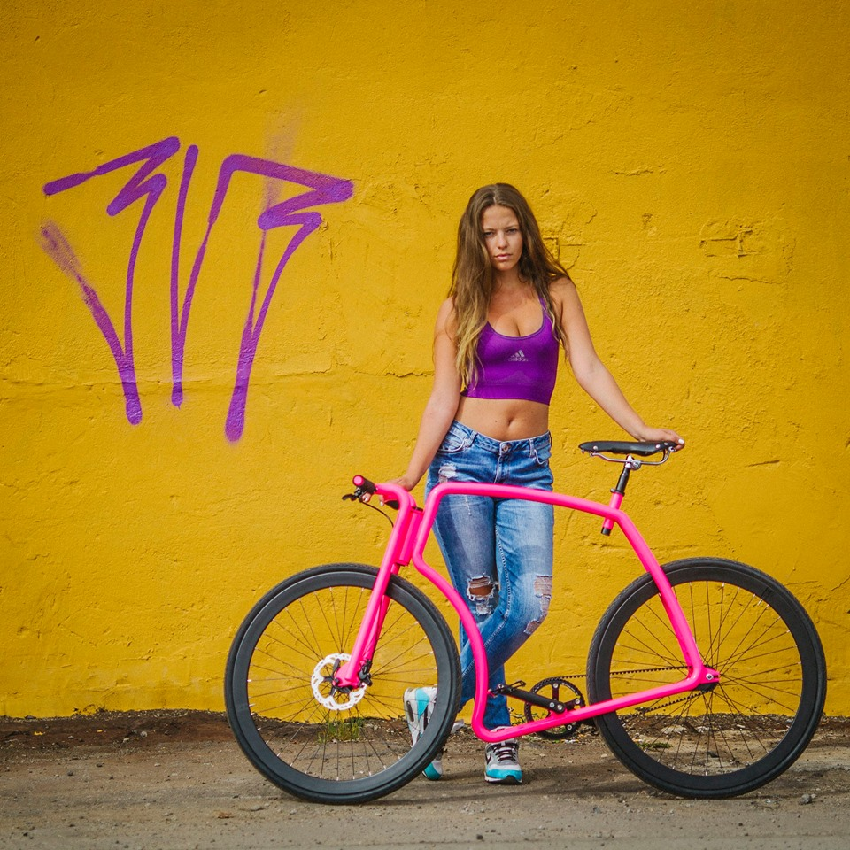 Viks bicycle - photo by Siim Teder