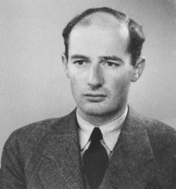 Raoul Wallenberg. Photo credit: public domain