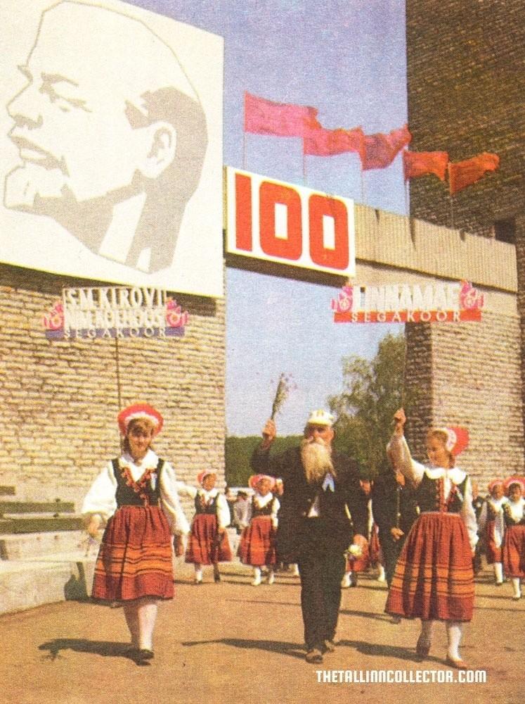 G. Olevsoo 1970