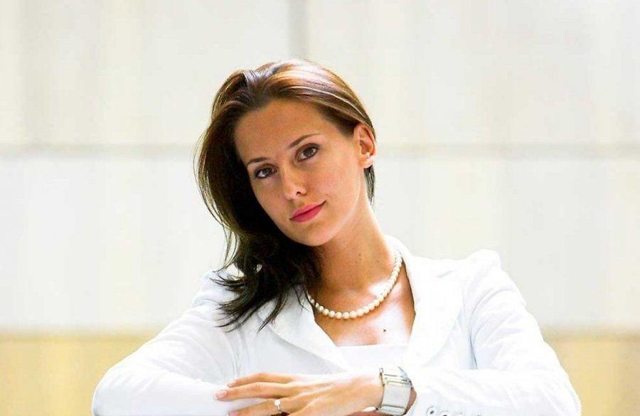 Jaanika Merilo by Rene Suurkaev