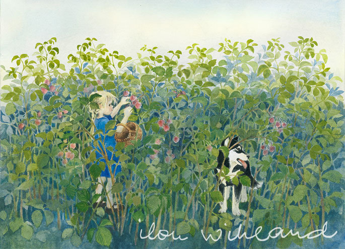 Ilon Wikland Bullerby II