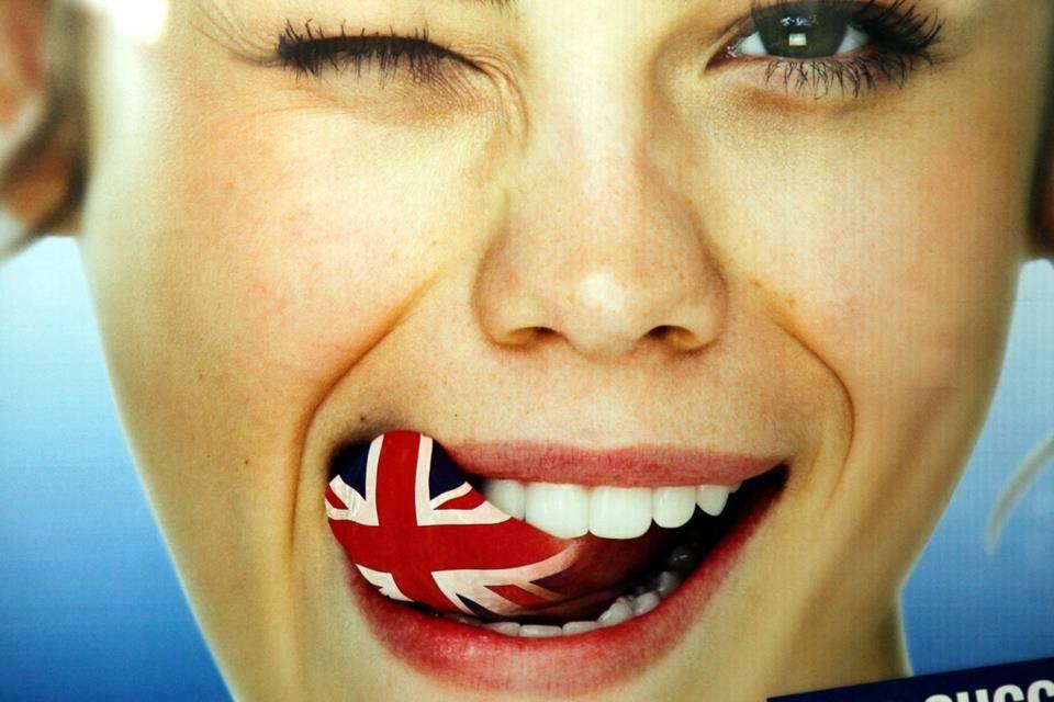 British tongue