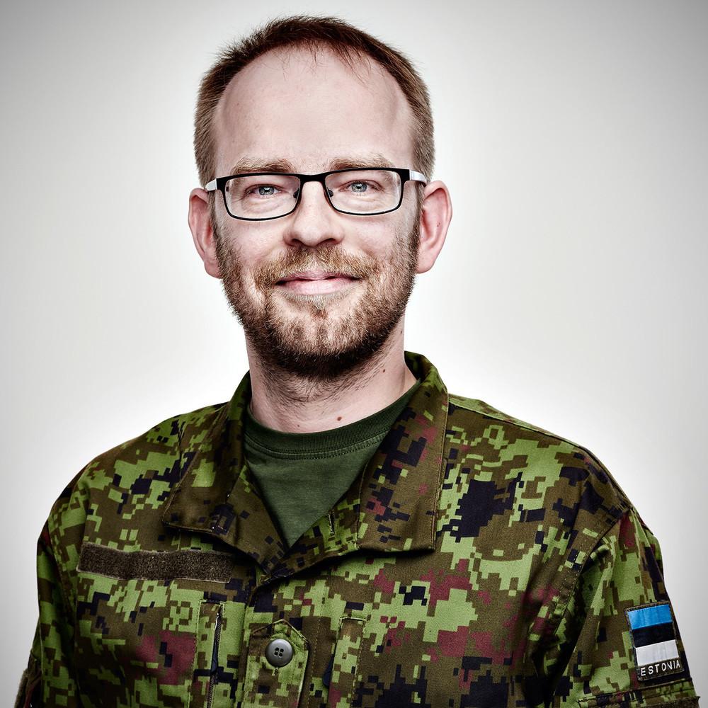 Estonia man