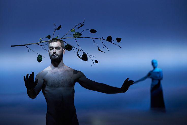 Adam's Passion by Robert Wilson and Arvo Pärt