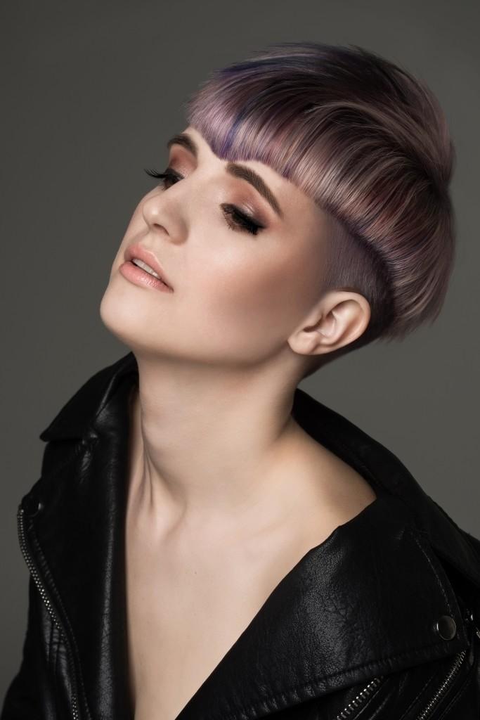 Helen Heinroos Las Vegas - model Grete Liis Kuurme - New Talent GOLD