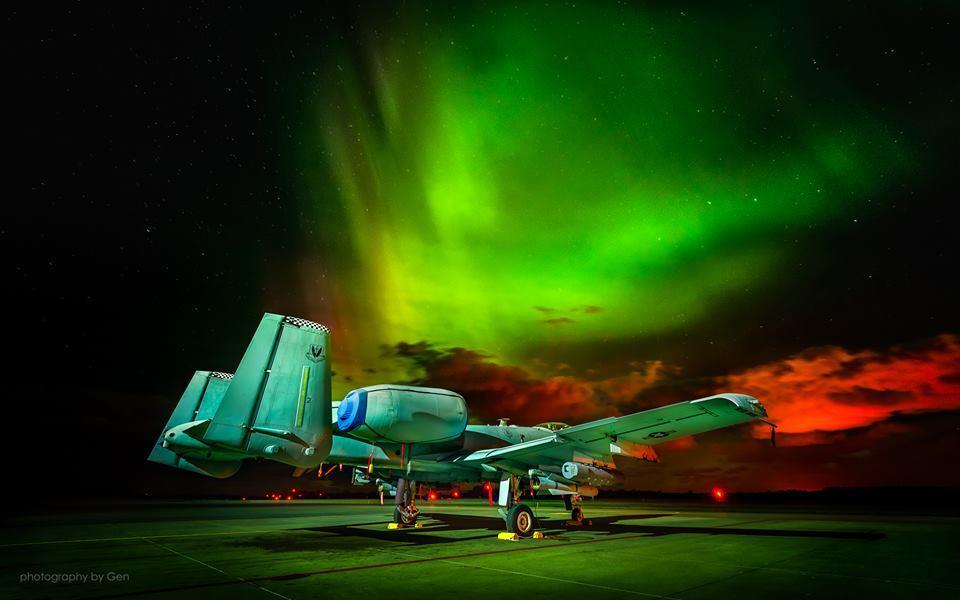 Northern Lights - Gen Vagula I