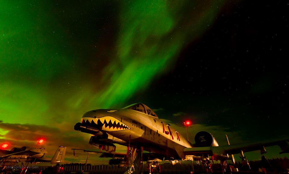 Northern Lights - Gen Vagula