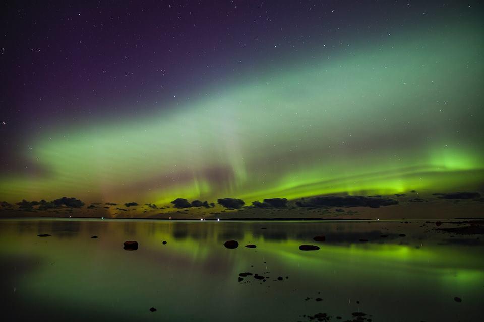 Northern lights - Kauro Kuik IV