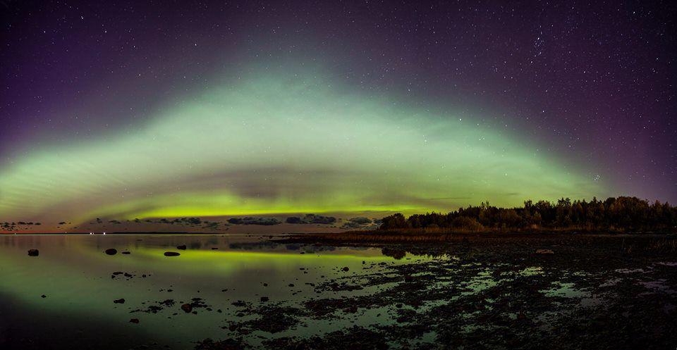 Northern lights - Kauro Kuik VIII