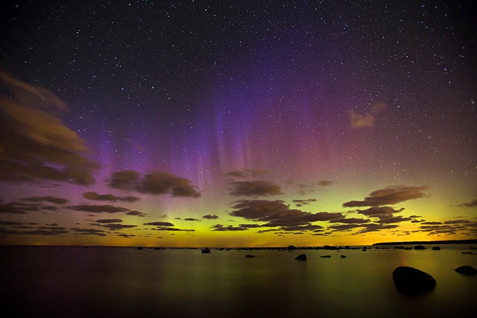 Northern lights - Kersti Lindström