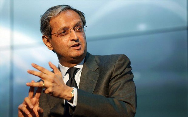 Vikram Pandit by Bloomberg