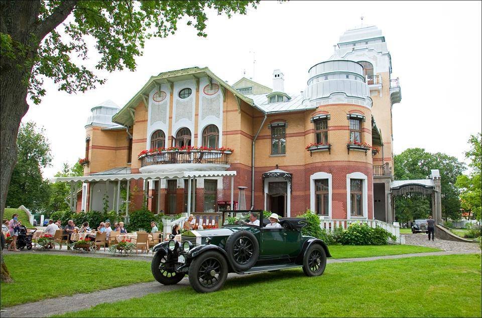 Ammende Villa VI