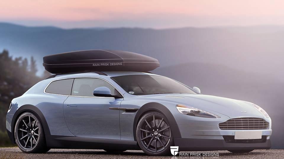 Aston Martin hatchback