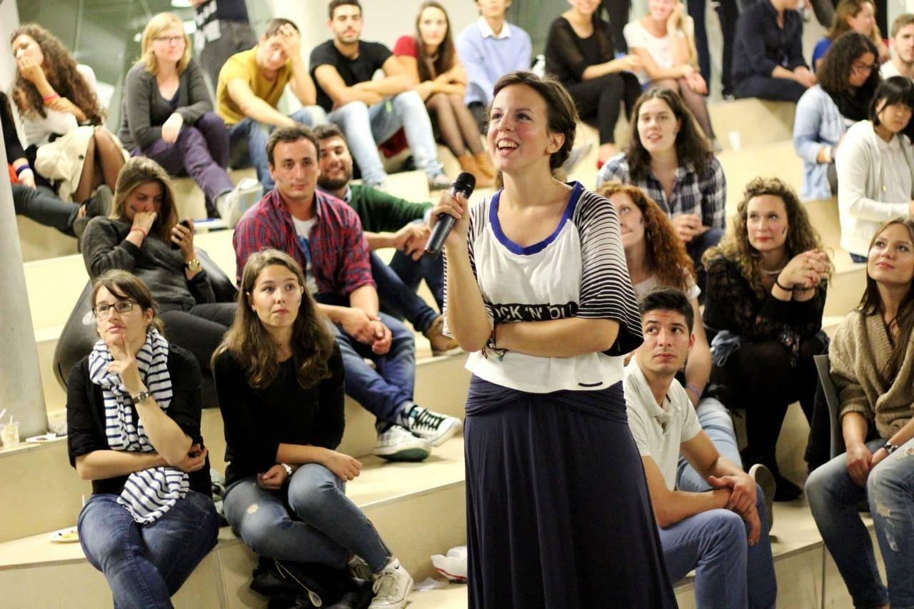 Erasmus students II