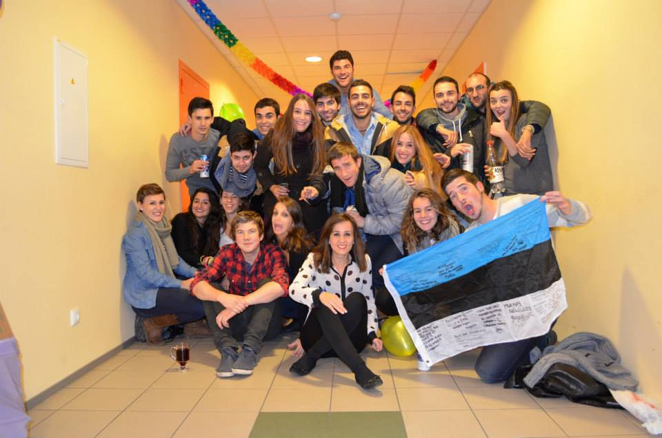 Erasmus students III