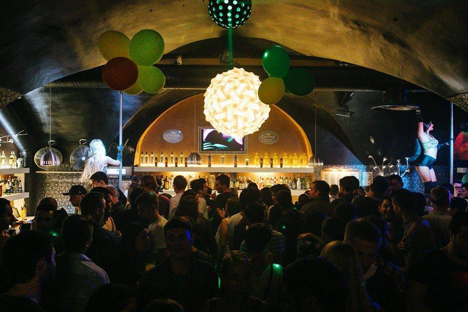 Mynt Nightclub