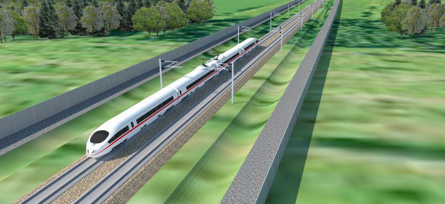 Rail Baltica in future