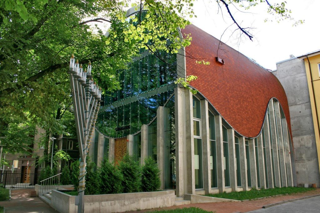 New synagogue in Tallinn