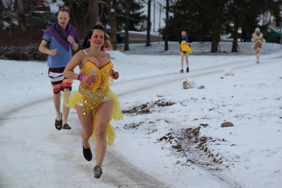 Otepää Sauna Marathon 25