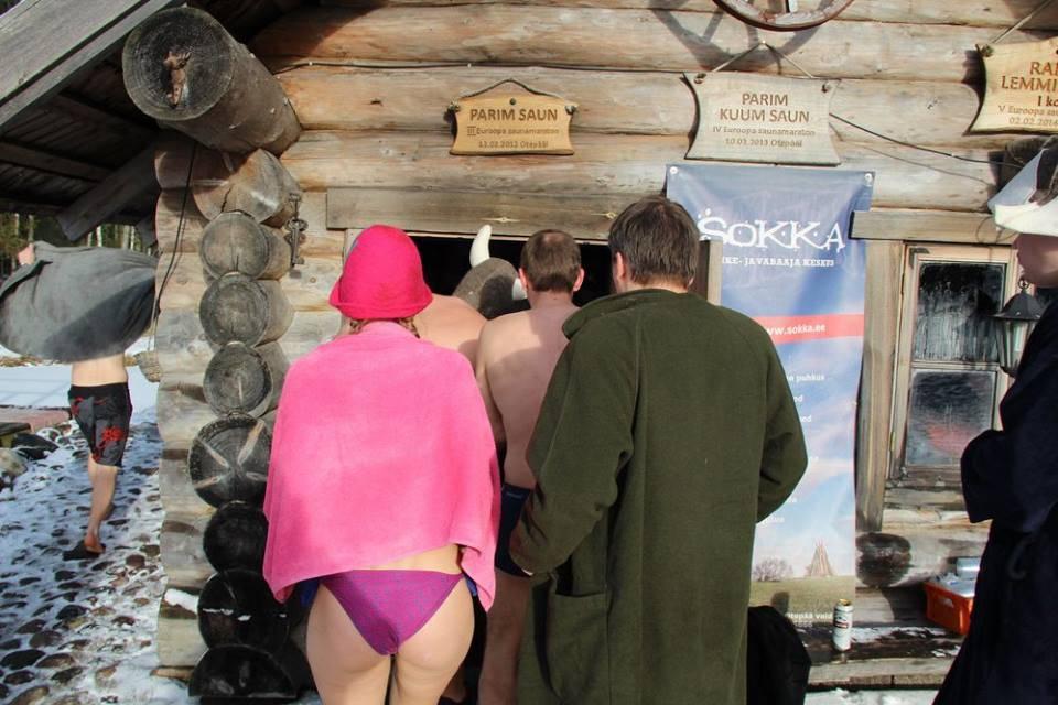 Otepää Sauna Marathon IX