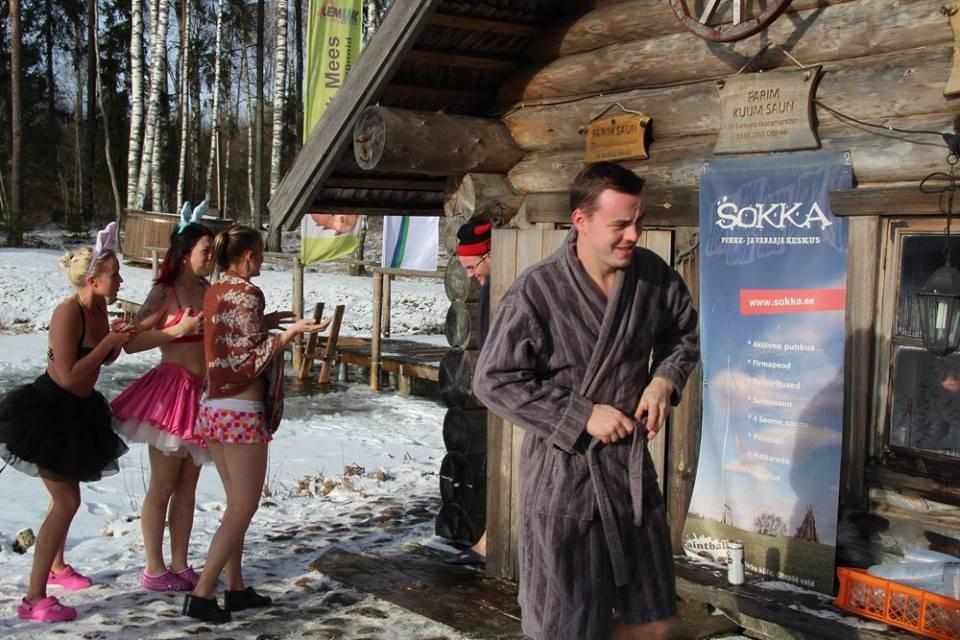 Otepää Sauna Marathon 15